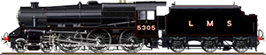 5305 Locomotive Association Online Shop