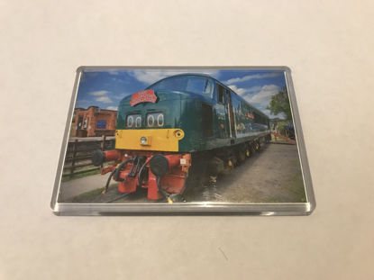 Picture of D123 Fridge Magnet