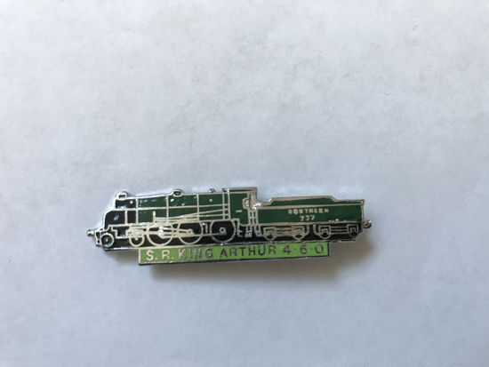 Picture of 777 Locomotive Pin Badge
