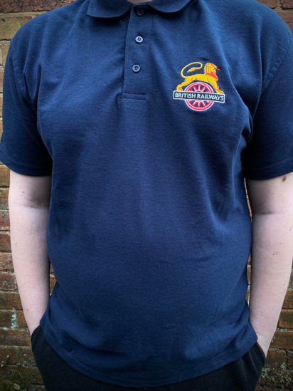 Picture of BR Early Crest Polo
