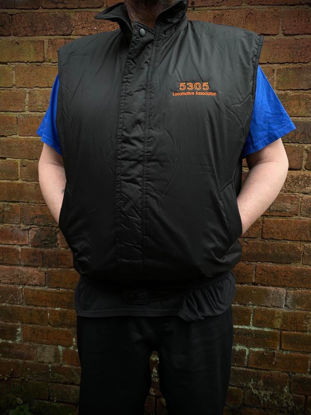 Picture of Body Warmer Winter